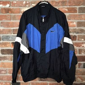 Vtg Nike windbreaker jacket